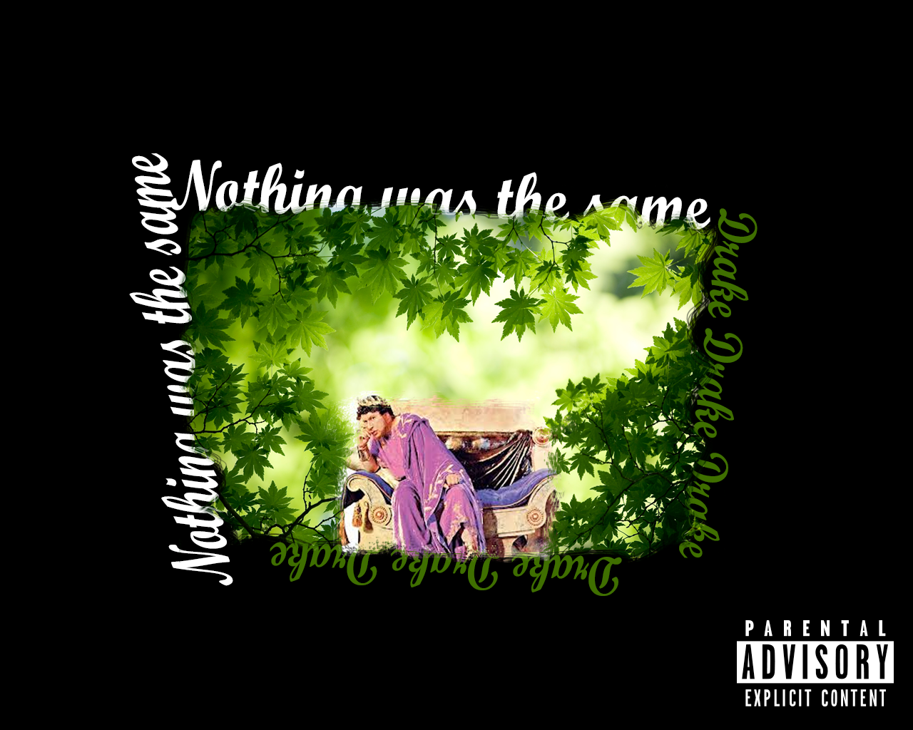 Post Any Nothing Was The Same Artwork