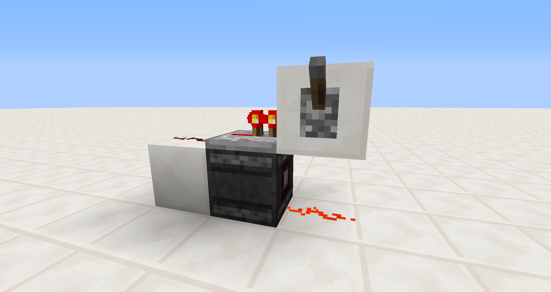 Observer Blocks - 1 tick toggleable clocks and instant repeaters